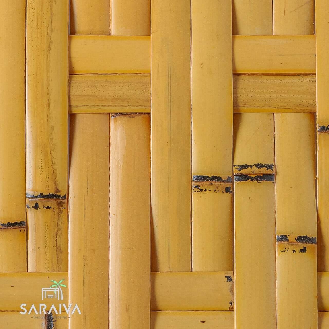 Forro de Bambu 11