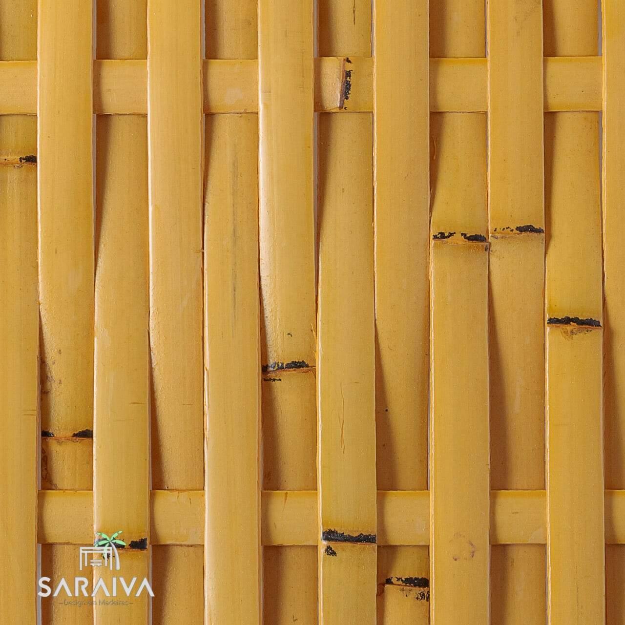 Forro de Bambu 9
