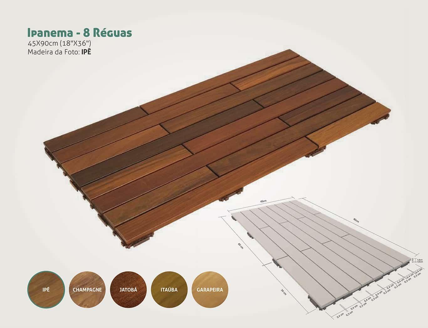Deck Premium 5