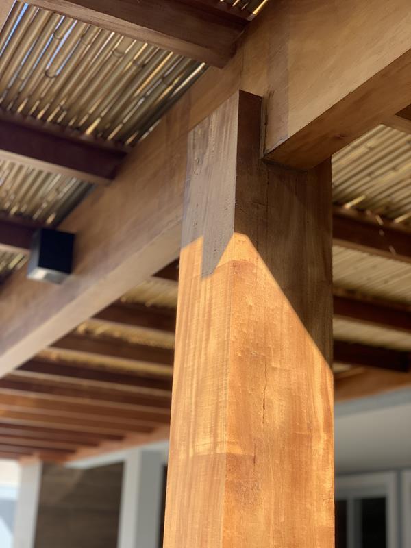 Portfolio Forro de Bambu 2